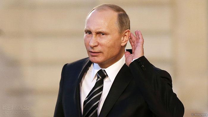 普京承诺关注车臣同性恋群体