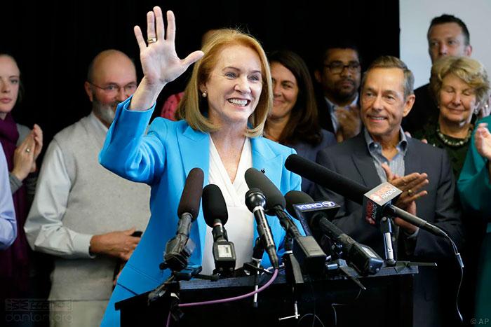 公开同志身份的前联邦检察官参选西雅图市长