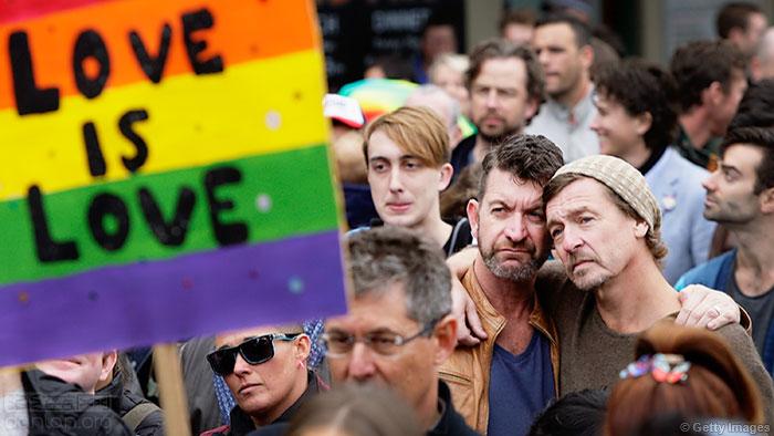 同性婚姻不合法成澳大利亚损失,新西兰坐享婚庆收益