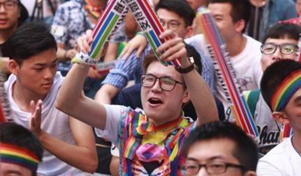 台湾:同志7月起可跨区注记目前仍有5县市不开放