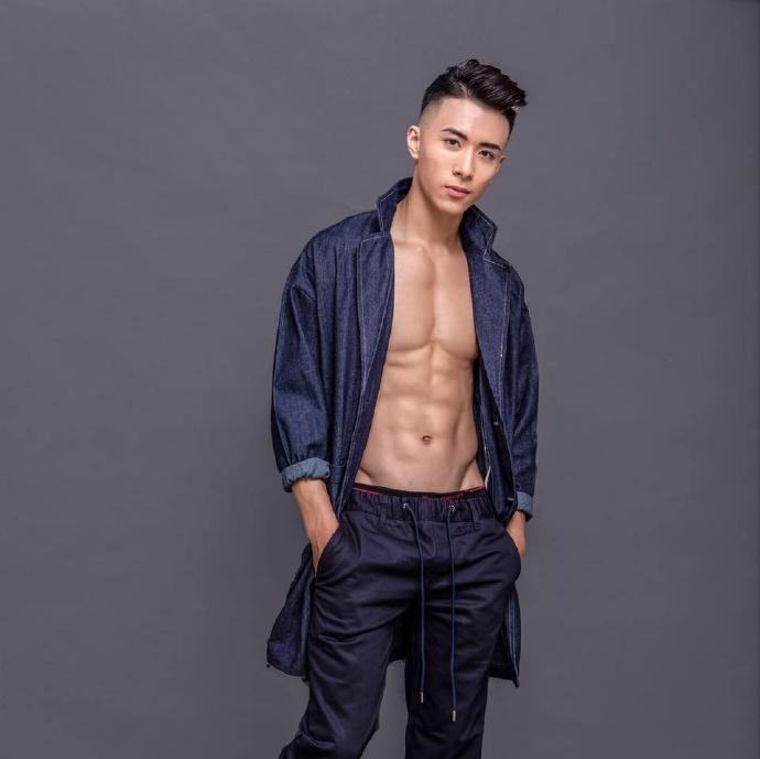 越南肌肉帅哥----Thanh Duong Vietnamese