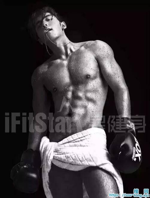 天菜健身教练,谁更合你的口味?