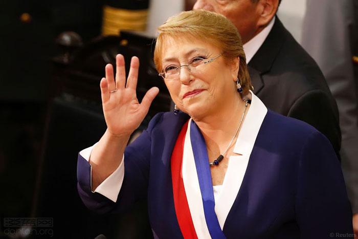 智利总统:下半年提交同性婚姻法案
