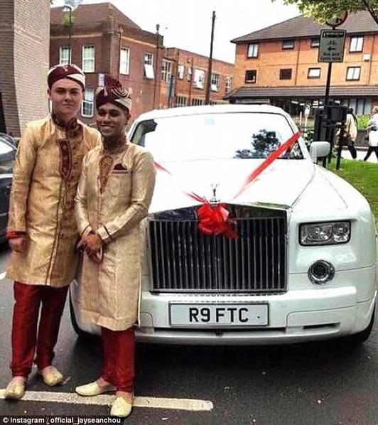 首宗穆斯林同性婚姻在英国缔结