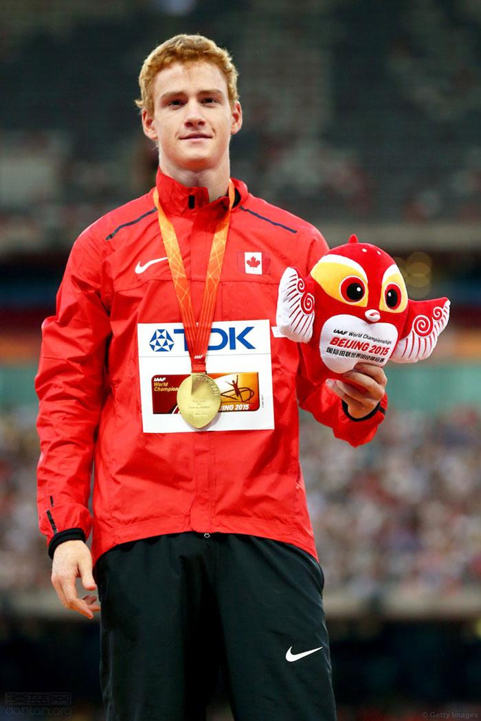 作为同志,加拿大撑杆跳冠军出柜