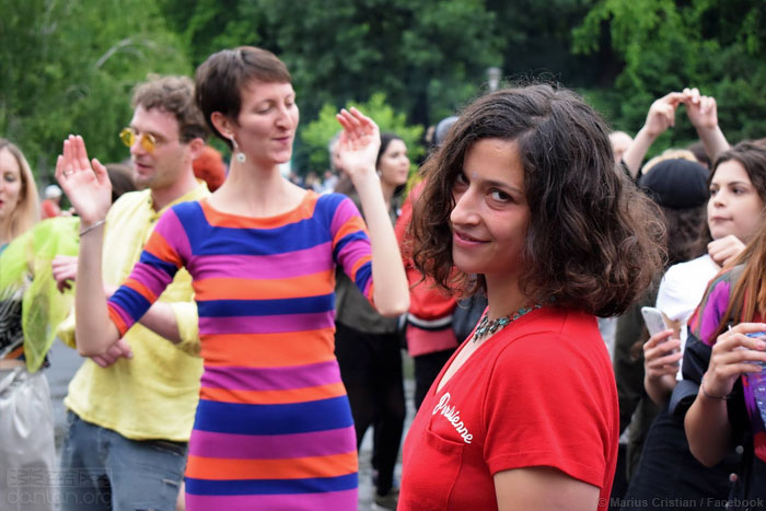 逾千人在罗马尼亚首都力挺同志