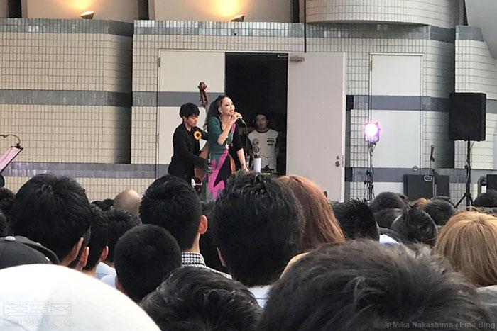 中岛美嘉为东京同志骄傲节献歌