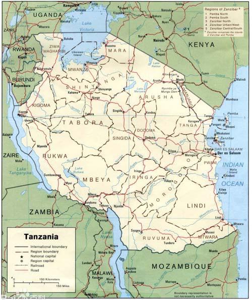坦桑尼亚逮捕20名同性恋 男同将被判最高30年监禁