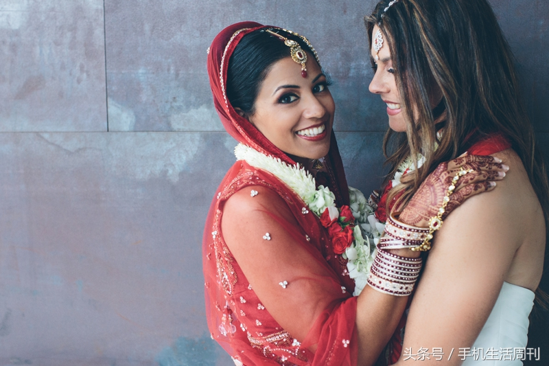 她们是世界上最幸福的同性恋,每张照片看哭了所有女人!