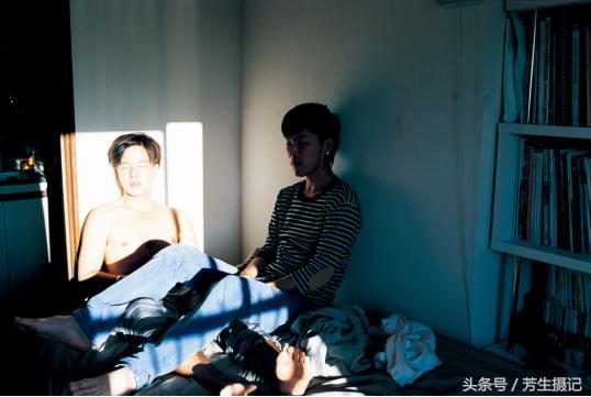纪实摄影:男同摄影师镜头里的同性之爱,平淡而细腻,走心的摄影