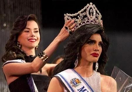 同性恋小姐选美男性夺得冠军