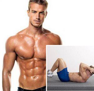 简单易学的练腹肌最好的方法