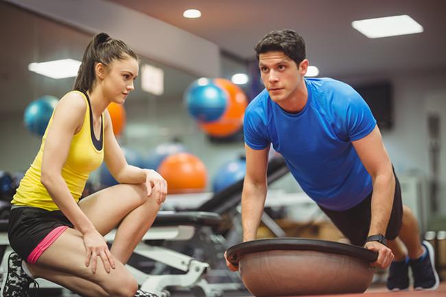 新手去健身房怎么锻炼?要循序渐进