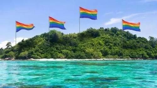 地球上的同性恋国家,没有之一,国内不允许异性恋