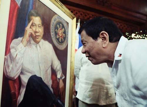菲律宾律师争取同性婚姻权利 杜特尔特表示支持