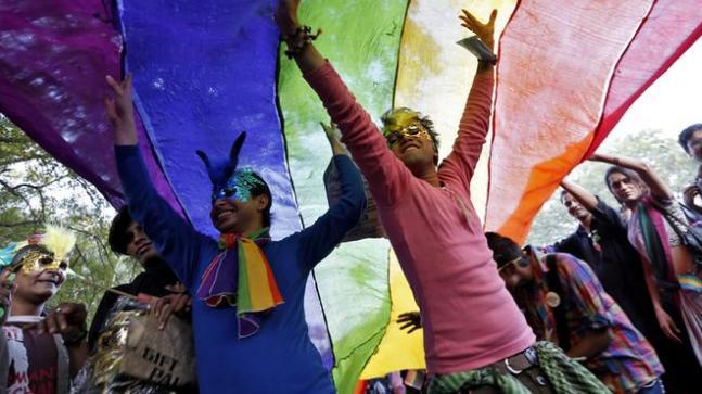 印度高院推翻百年禁令 裁定同性性行为不再是犯罪