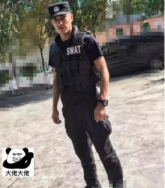 军人及警察气质能直接出道,却将青春上交国家!