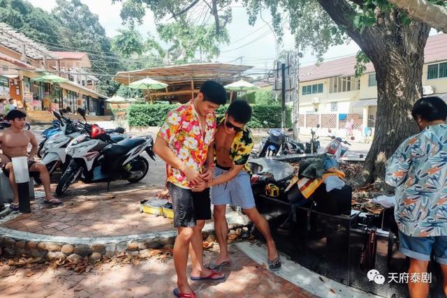 曼谷同志故事大电影泰国沙美岛开机,肌肉与激情齐飞