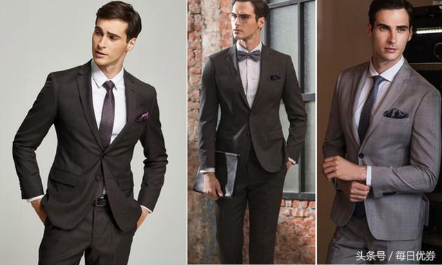 五大最能撩住情人的西装穿搭,品位满分!魅力满分!