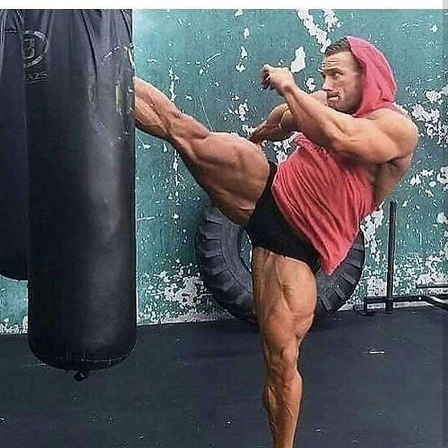 腿部力量太弱?教你练腿!在家也能提升身体素质的动作!