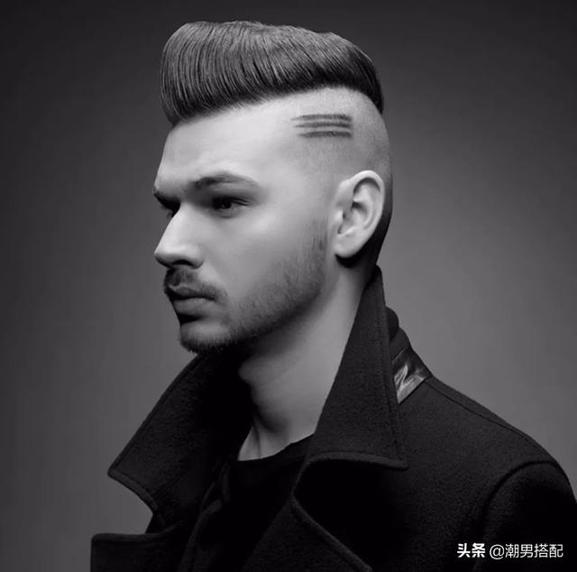 男士发型够man才有型!你敢剪吗?