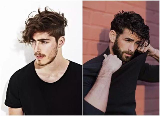 男士硬汉发型就该这么剪!