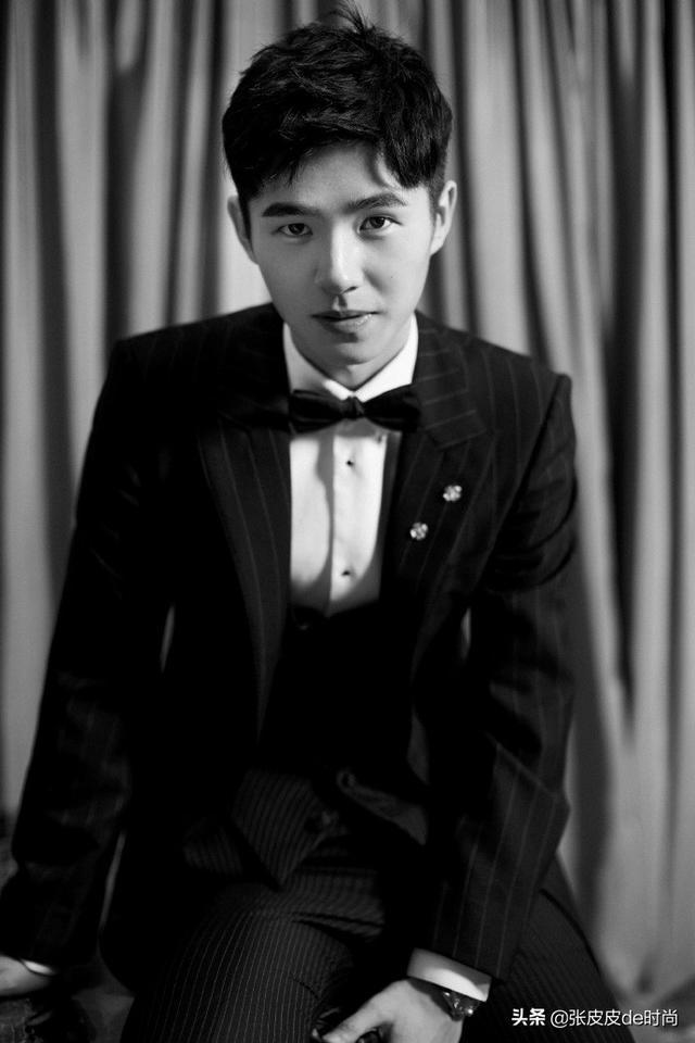 刘昊然:你喜欢的少年模样,他都有……